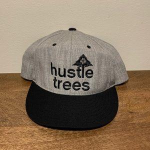 Hustle Trees LRG Snapback Hat. Adult.